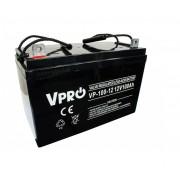 Akumulatory bezobsługowe AGM 12V VPRO