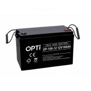 Akumulatory bezobsługowe AGM 12V OPTI