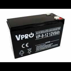 Akumulator VPRO 9 Ah 12V...