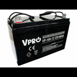 Akumulator VPRO 100 Ah 12V...