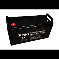 Akumulator VPRO 120 Ah 12V...