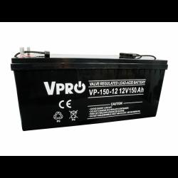 Akumulator VPRO 150 Ah 12V...