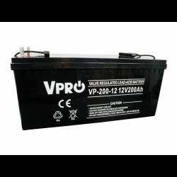Akumulator VPRO 200 Ah 12V...