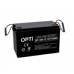 Akumulator OPTI 100 Ah 12V...